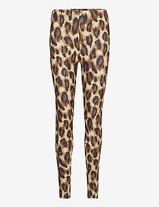 Evaly Leggins AOP - leggings - croissant leo