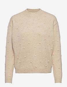Jene Pullover - sweaters - w pepper/bellin