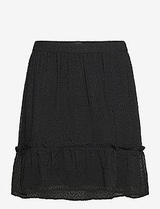 Ayella Skirt - short skirts - black