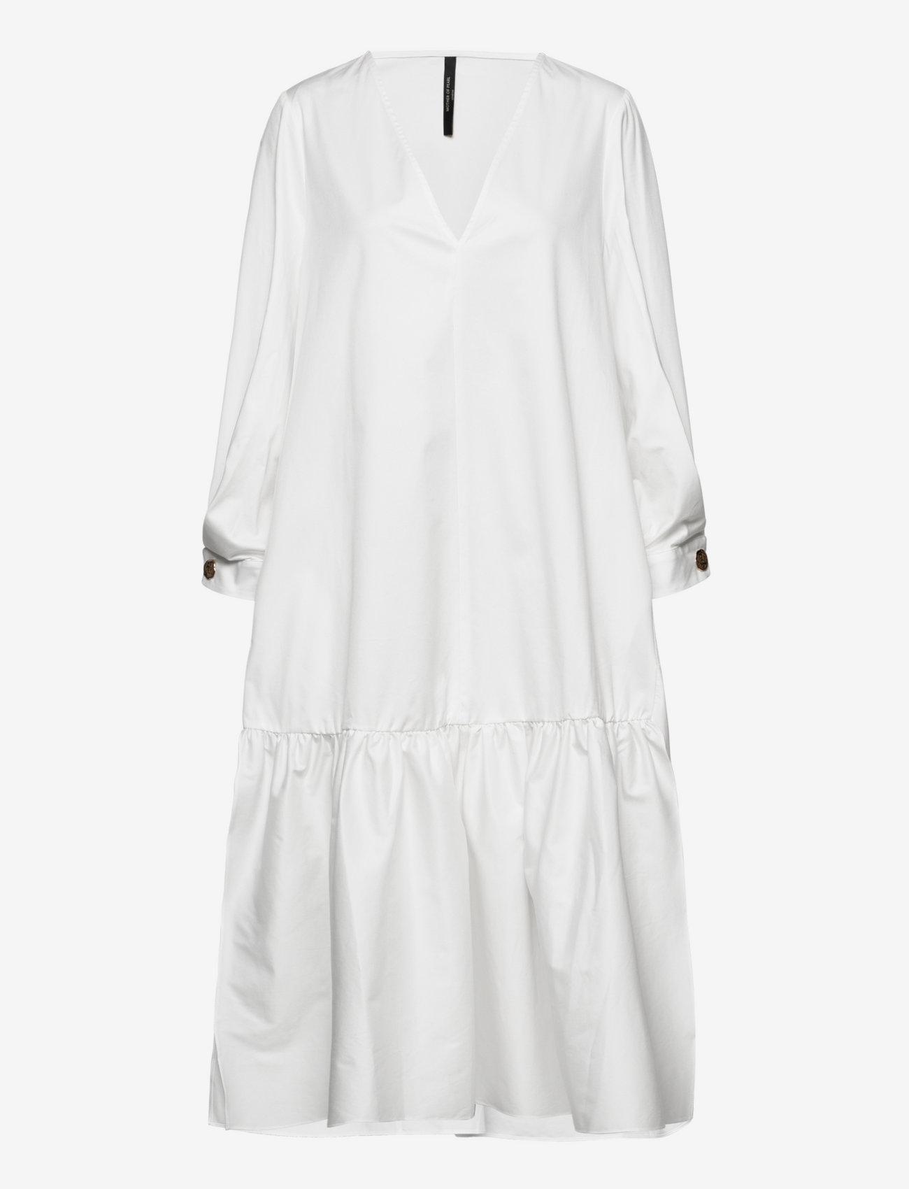 Mother of Pearl - DANICA WHITE DRESS - summer dresses - white - 0