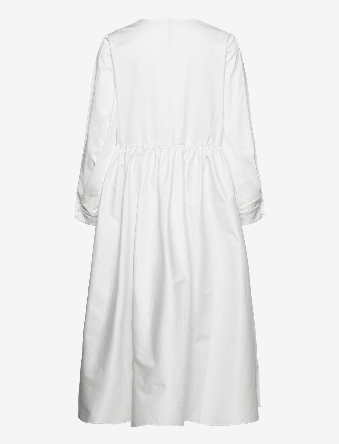 Mother of Pearl - DANICA WHITE DRESS - summer dresses - white - 1
