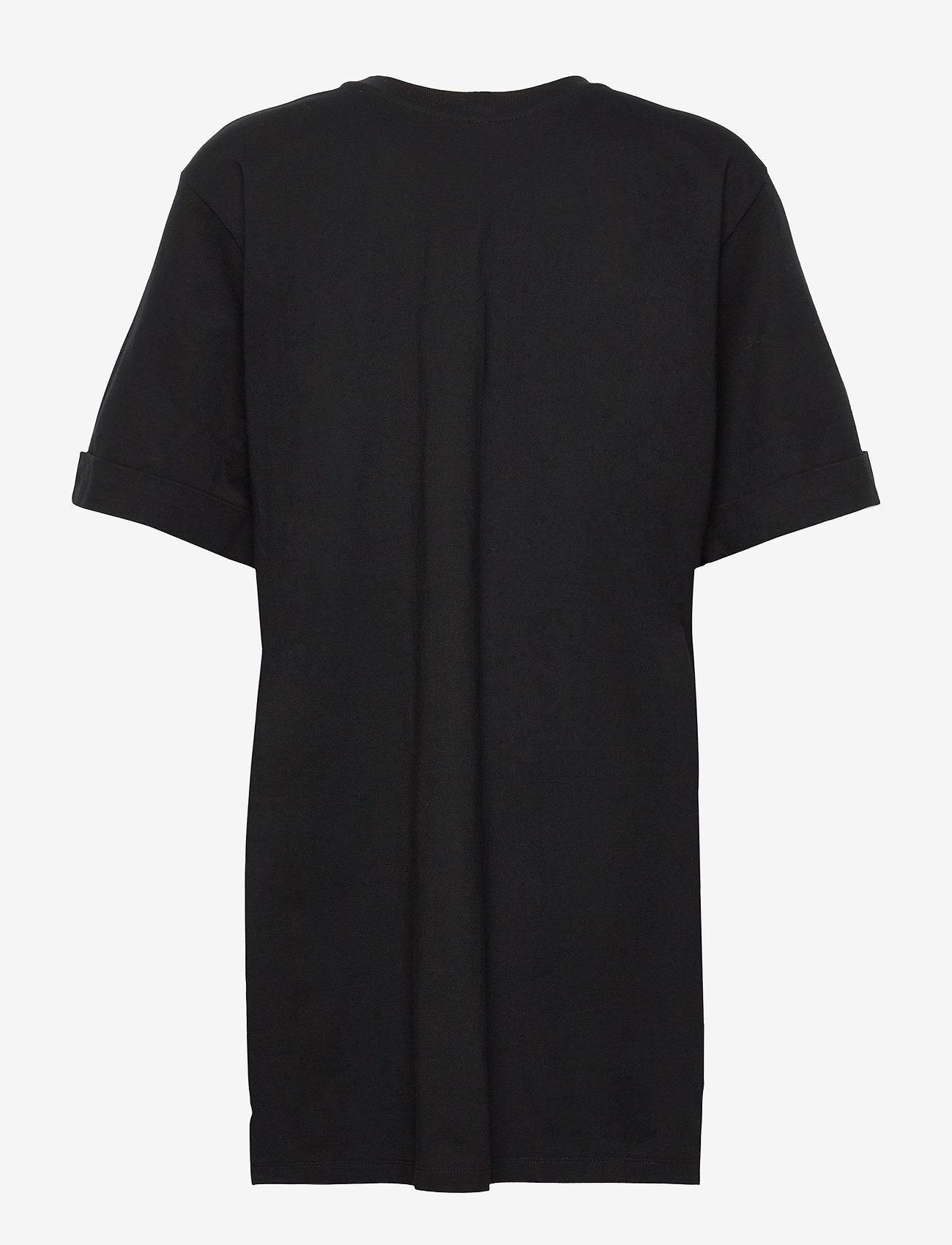 Mother of Pearl - MINTIE OVERSIZED T-SHIRT WITH PEARL BAR - t-shirts - black - 1
