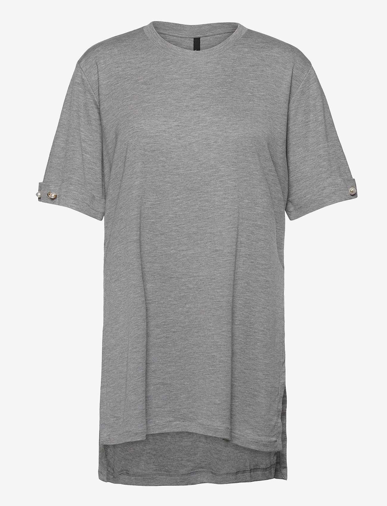 Mother of Pearl - MINTIE T-SHIRT - t-shirts - grey - 0