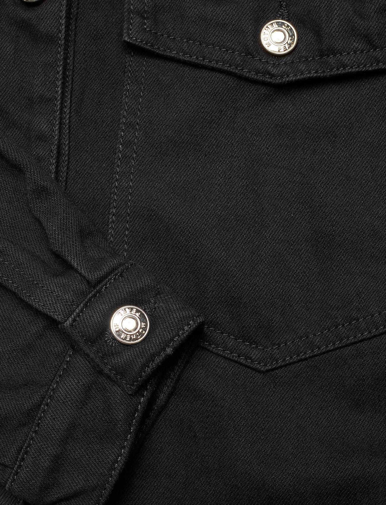 Mother of Pearl - BRENNON DENIM JACKET - spijkerjassen - black - 3