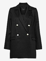 Mother of Pearl - MORGAN JACKET - oversized blazers - black - 0