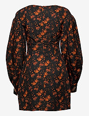 Mother of Pearl - HEIDI DRESS - zomerjurken - noir blossom - 1