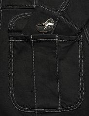 Mother of Pearl - LIZZY DENIM JACKET - jeansjacken - black - 3