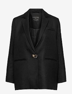 OAKLEY BLAZER - oversized blazers - black