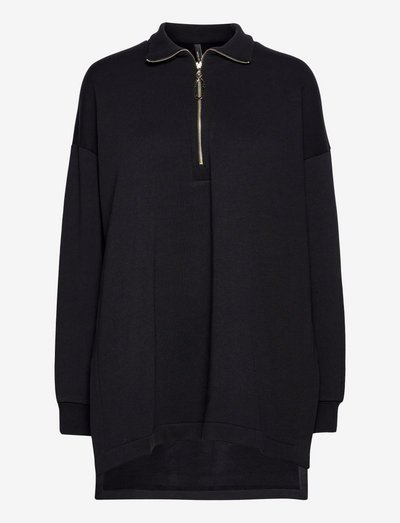 CARMEL SWEATSHIRT - gensere og hettegensere - black