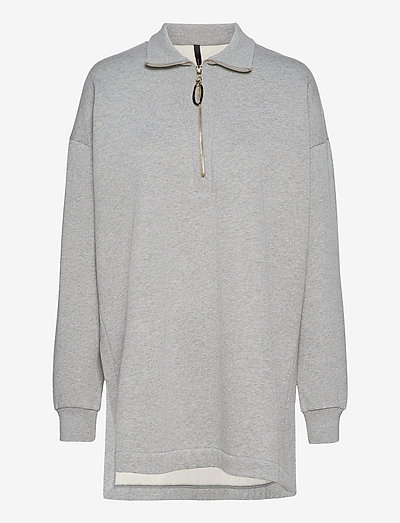 CARMEL SWEATSHIRT - jeanshemden - grey