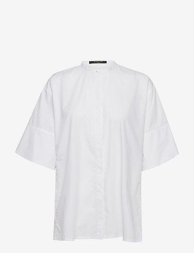JADE SHIRT - jeanshemden - white