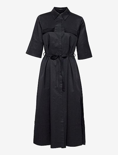 MARGOT DRESS - midi-kleider - navy