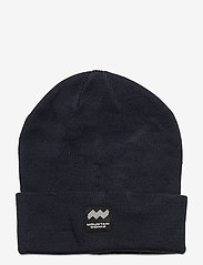 Mountain Works - BOX BEANIE - bonnet - navy - 0