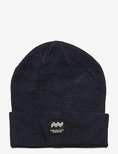 BOX BEANIE - bonnet - navy