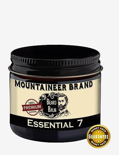 Essential 7 Beard Balm - skägg & mustasch - beige