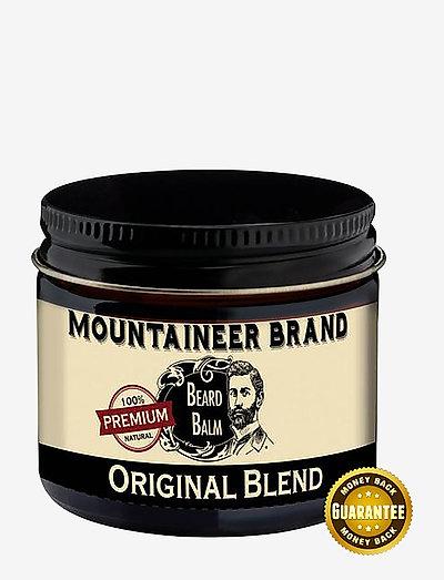 Original Blend Beard Balm - skägg & mustasch - beige