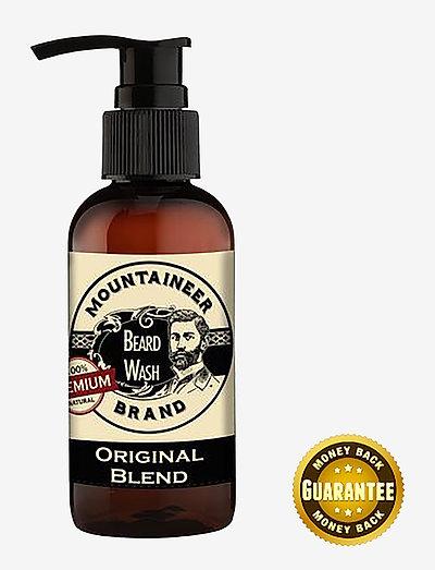 Original Blend Beard Wash - skägg & mustasch - clear