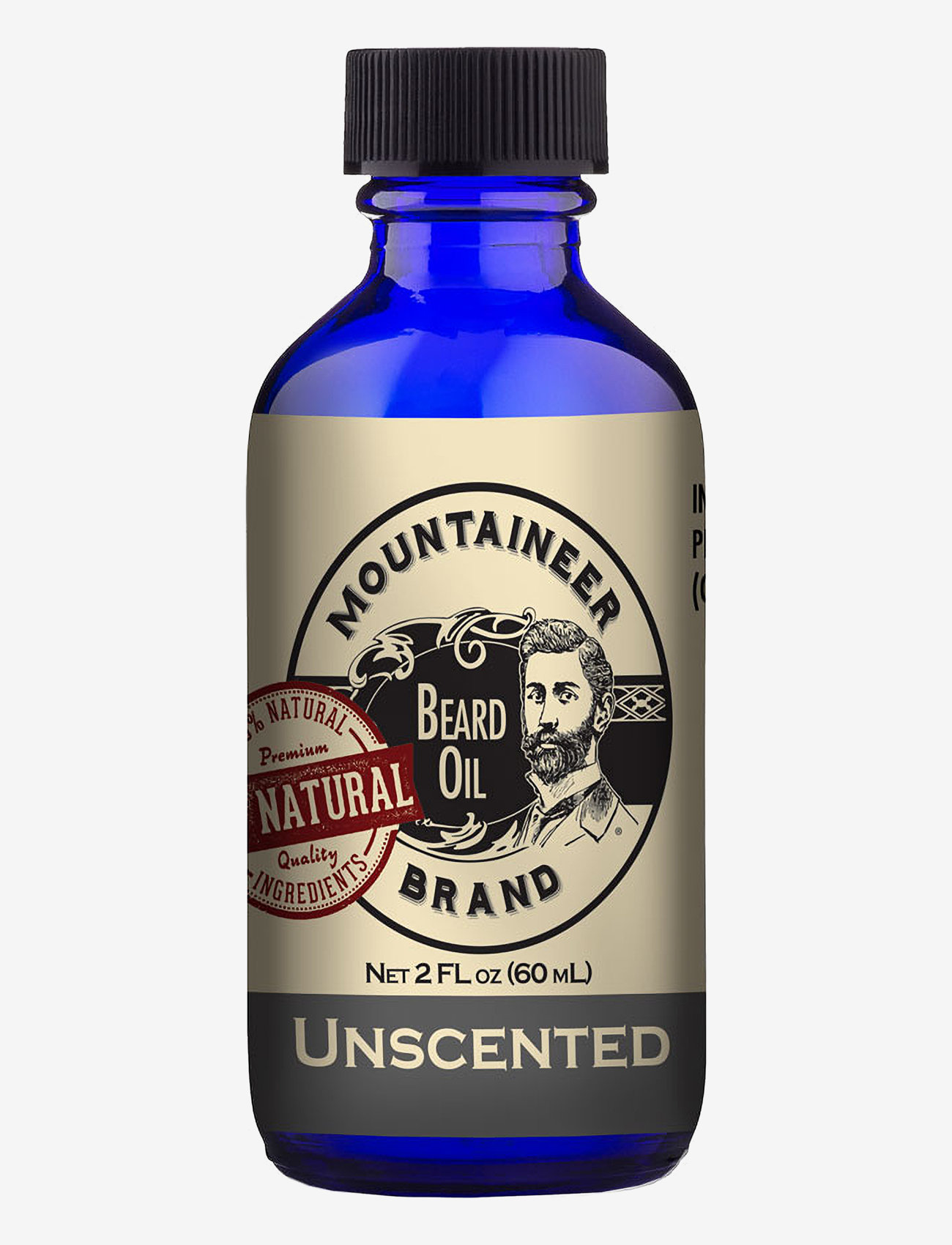 Mountaineer Brand - Barefoot Beard Oil - skægolie - clear - 0