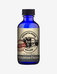 Mountaineer Brand - Coal Beard Oil - skægolie - clear - 0