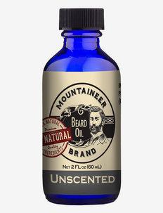 Barefoot Beard Oil - CLEAR