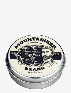 Magic Coal Beard Balm - CLEAR