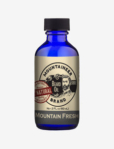 Coal Beard Oil - CLEAR
