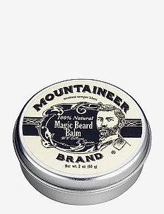 Citrus & Spice Beard Balm - CLEAR