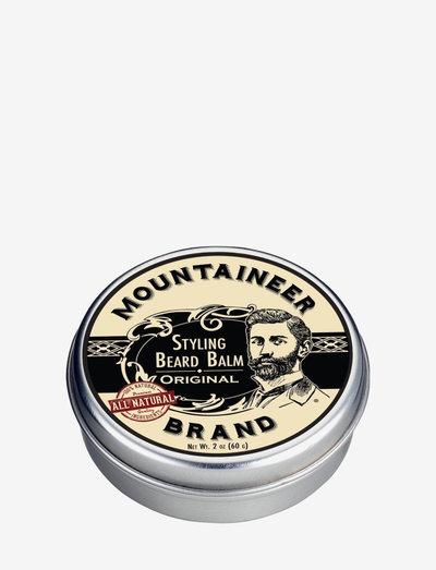 Original Styling Beard Balm (aka Heavy Duty) - skæg & overskæg - clear