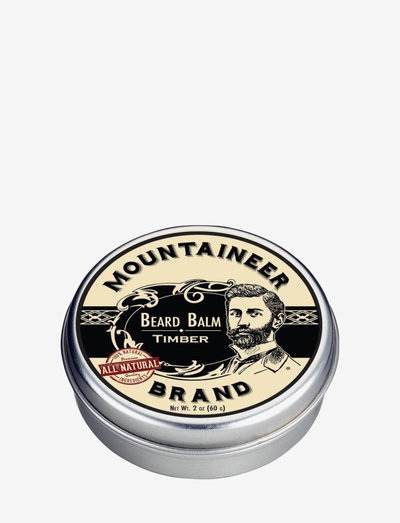 Magic Timber Beard Balm - skæg & overskæg - clear