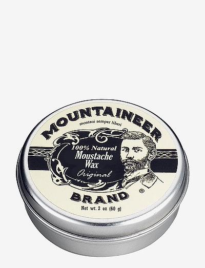 Moustache Wax - skæg & overskæg - clear