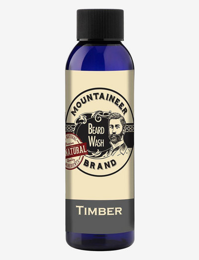 Timber Beard Wash - CLEAR