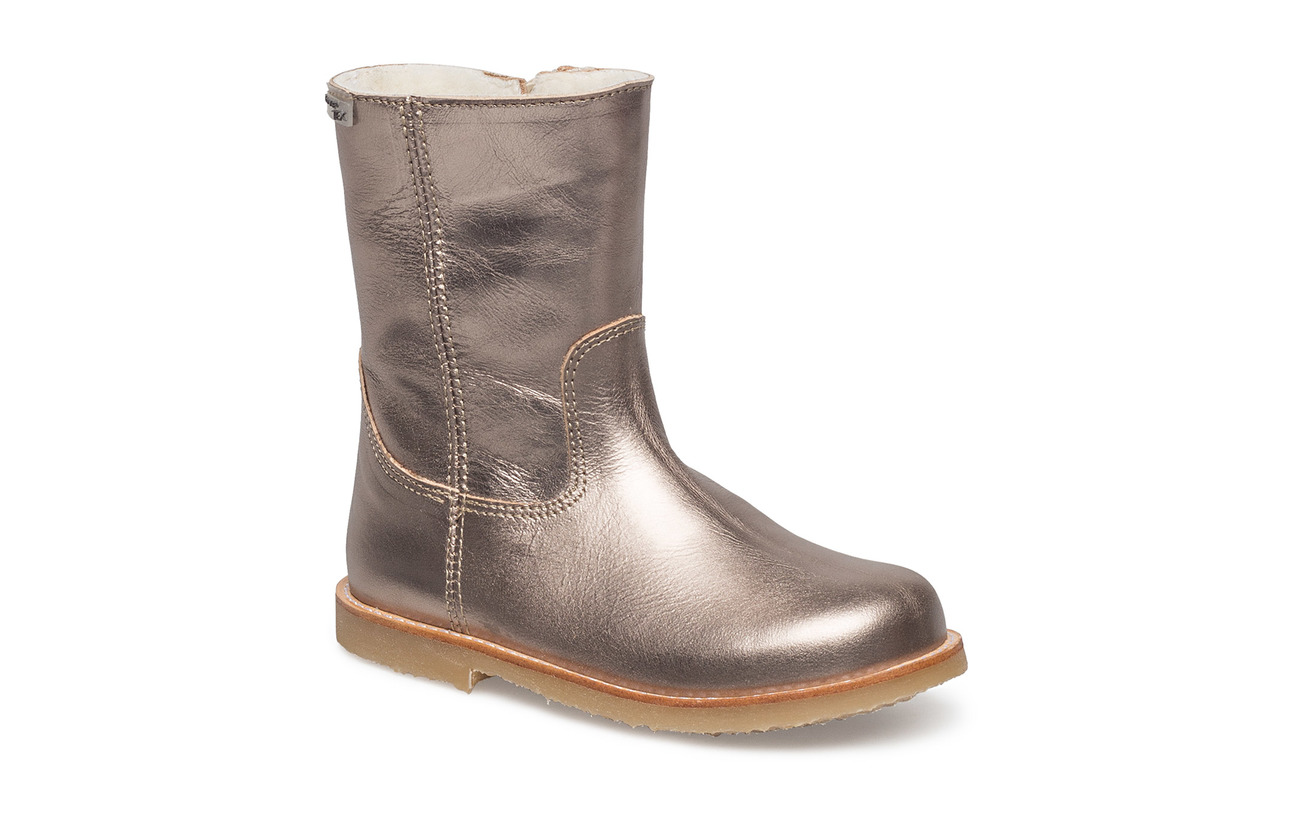 Move by Melton Infant - Winter zipper boot - ANTIQUE GOLD