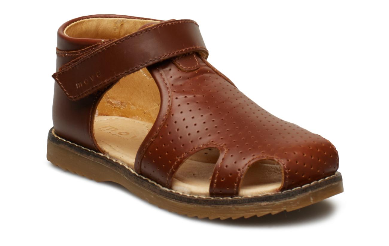 Move by Melton Infant - Boys sandal - COGNAC