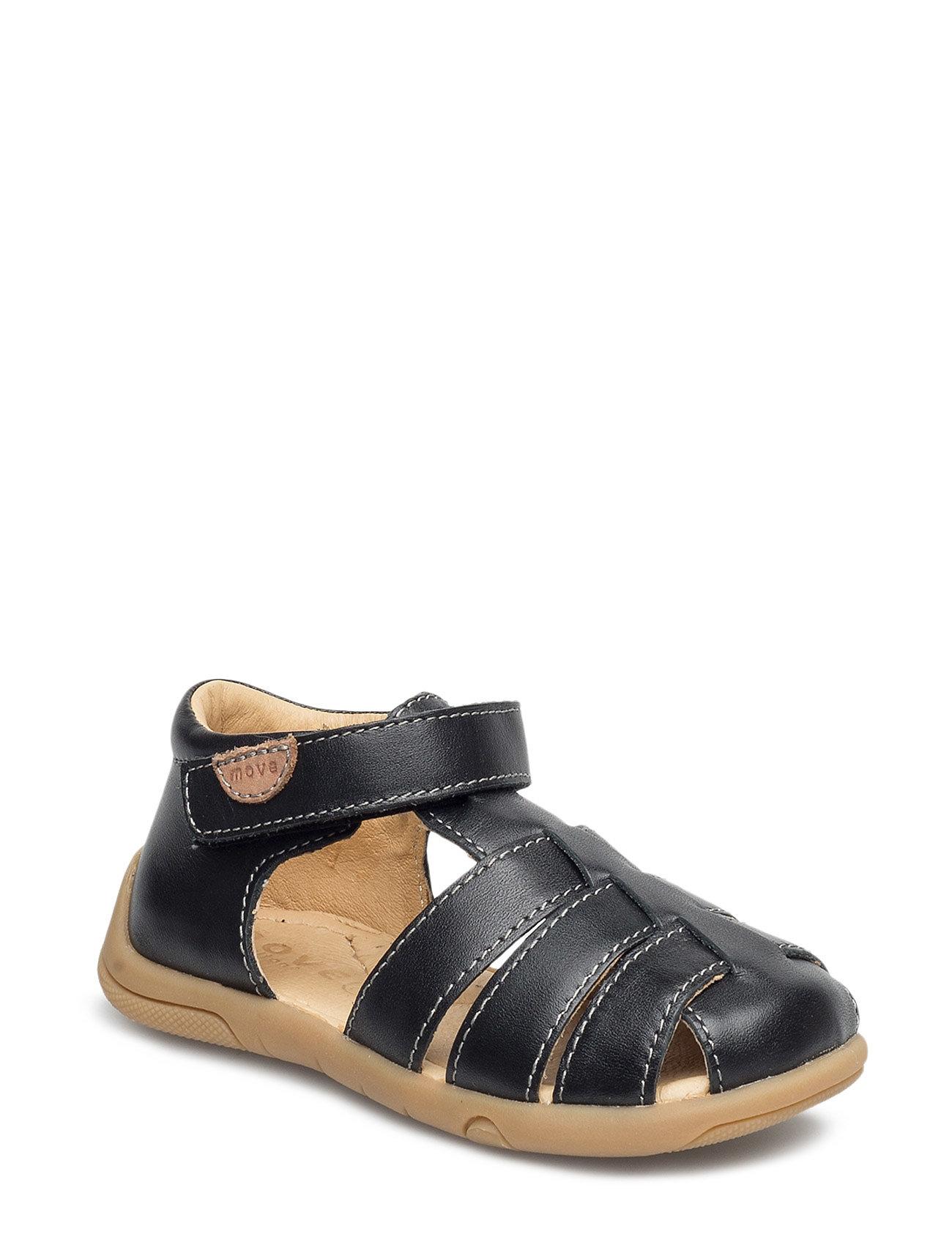 7857d14e3548 BLACK 190 Move by Melton Infant - Unisex Closed Sandal sandaler for ...