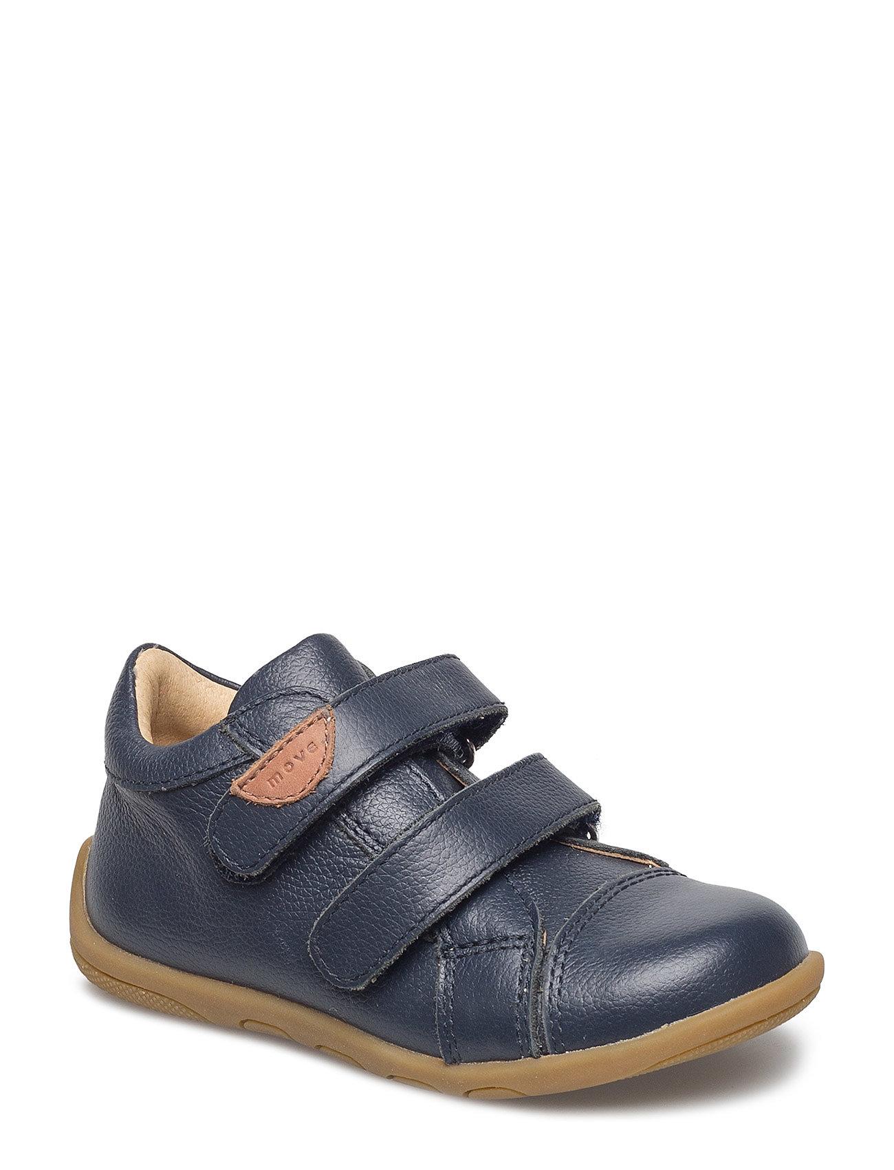 Move by Melton Infant unisex velcro shoe - 281 NAVY