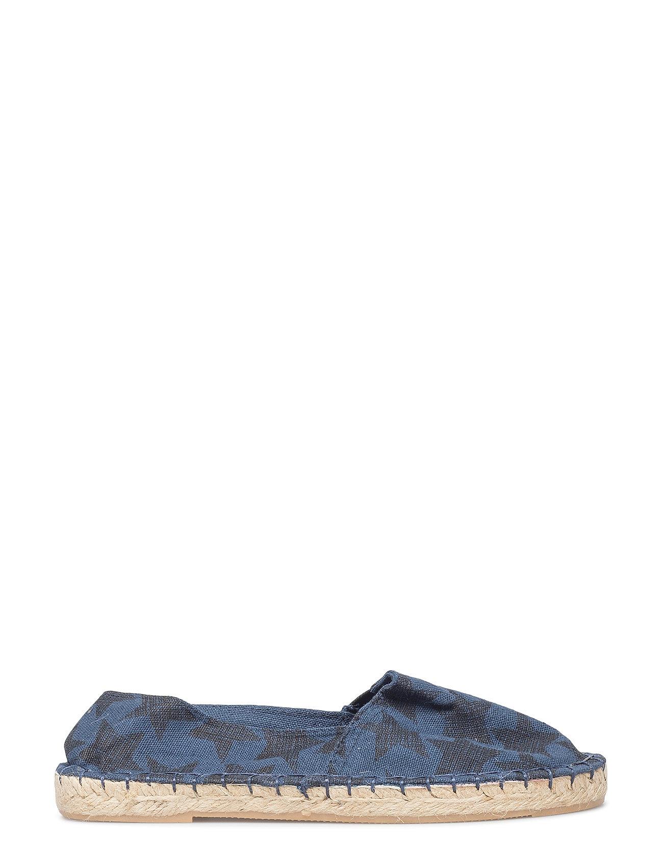 84091bf61bbe Move by Melton ballerina sko – Unisex - Espadrilles With Print til ...