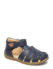Infant - Unisex closed sandal - 281 NAVY