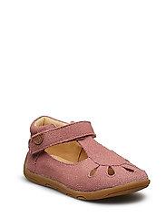 Infant girls sandal - DUSTY ROSE