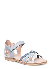 Girls strap sandal - 204 LIGHT BLUE