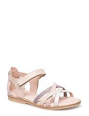 Girls strap sandal - 506 HUSHED VIOLET