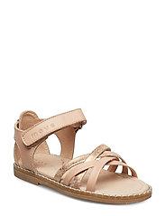 Girls strap sandal - CHINTZ ROSE