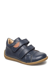 Infant unisex velcro shoe - 281 NAVY