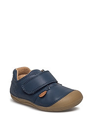 Flex walker - Velcro shoe - 281/NAVY