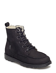 Boys - Winter boot - BLACK
