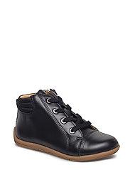 Infant - Unisex lace bootie - 190/BLACK