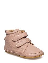 Prewalker - Velcro boot - 501/CHINTZROSE