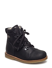 Infant - Winter lace boot - 190/BLACK
