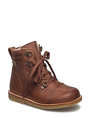 Infant - Winter lace boot - 481/CHESTNUT