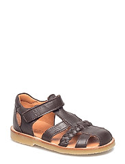 Infant - Girls sandal - 480 DARK BROWN