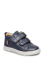 Infant - Velcro sneaker - 281 NAVY